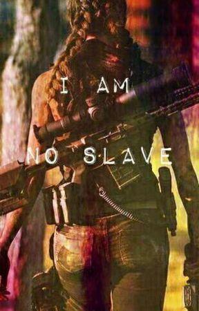 I Am No Slave by LadyShadowFist