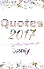Quotes 2017 by MissMeloen