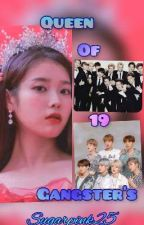 QUEEN of EXO and BTS (COMPLETE)  by sugarpink25