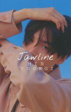 [C] Jawline   Yoongi by julaikhaaa