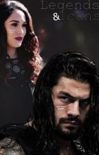Legends & Icons ||Roman/Brie|| Breigns by Rko_BBella