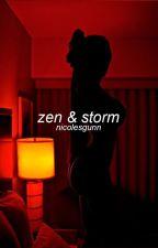 zen & storm |gxg by katypizzy