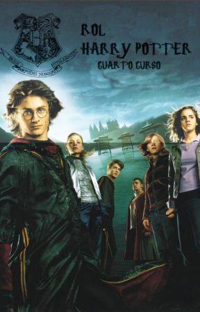 ¡Rol de cuarto año en Hogwarts! by LaylaMC1