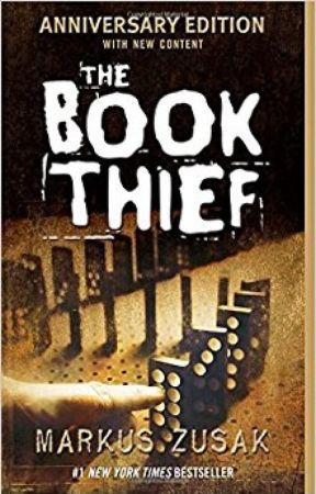 The Book Thief by: Markus Zusak by Kitty_C
