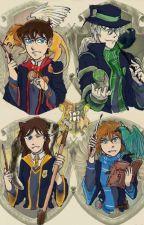 Thám tử lừng danh ở Hogwarts [GinShi] by CloverTheDemonCat