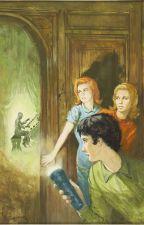 Whispers In the Walls (A Nancy Drew Fan Fiction) by barbiekait