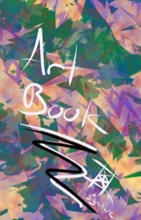 Art Book by BlueCipher0