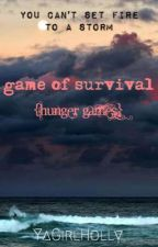 game of survival { hunger games } by YaGirlHolly