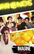 Imagine✖Old Magcon by GeekMendes