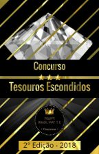 Tesouros Escondidos - Concurso Principal (Inscrições Abertas) by BrasilWaTTE