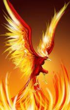 The phoenix girl (MCSM) (On A Very Long Hiatus) by GoldWitherPhoenix1