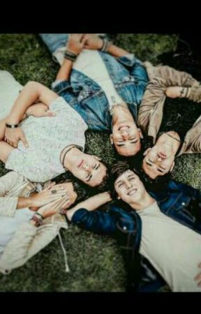 CNCO♡|ROLEPLAY by allipastrano