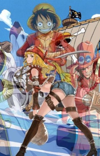 One Piece Fanfiction Oc Straw Hat
