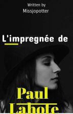 L'imprégnée de Paul Lahote  by MissJoPotter