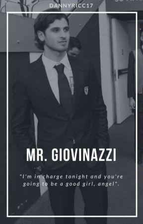 Mr. Giovinazzi - [Antonio Giovinazzi] by DannyRicc17