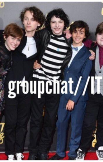 groupchat // IT/ST x reader