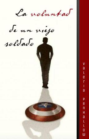 La voluntad de un viejo soldado (Los vengadores: Steve Rogers, Capitán América) by Valeria_Penhallow