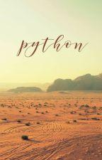 Python by wintercerys