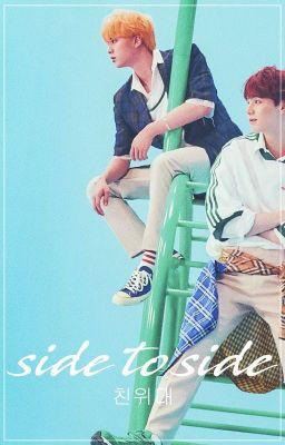 side to side | yoonjin
