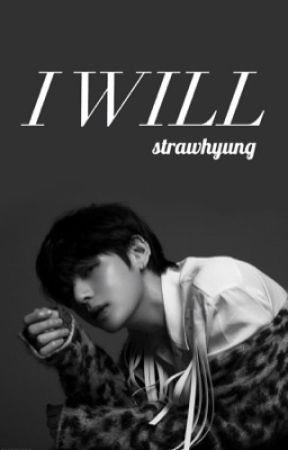 I Will » Kim Taehyung.  by minjabvvv