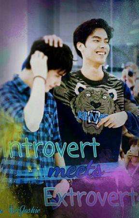 """Introvert meets Extrovert. (ForthxBeam """"Fanfic"""" story) by Keijoshie"""