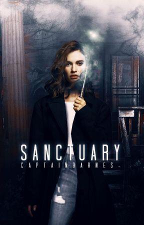 Sanctuary   h.p by captainbarnes-