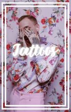 Tattoos. || m.m (blackbear) by Galaxiimi