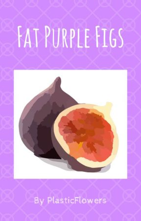 Fat Purple Figs by PlasticFlowers