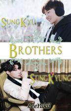 Brothers by LeeYukii