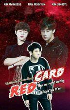 Red Card (Infinite FF) by KhaisaRayn