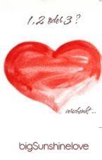 1,2 oder 3? Herz verschenkt... ✔ #LeseLiebe18 #Lagune18 by bigSunshinelove
