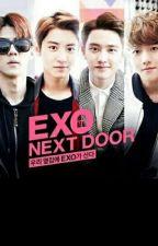 EXO Next Door by safiraa711