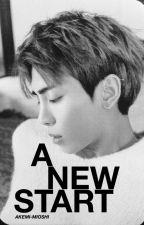 A new start (A Kim Jonghyun fanfic) by AKEMI-MIOSHI