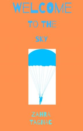 Welcome to the Sky by Aelledee