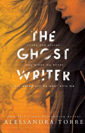 The Ghostwriter by AlessandraTorre