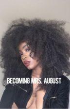 Becoming Mrs. August: Chresanto August by EvonneVictoriaAmeila