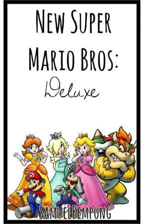 New Super Mario Bros: Deluxe  - World 3-4 (Rosalina x