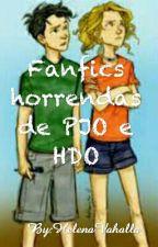 Fanfics  horrendas de PJO e HDO by Vlw_Flw