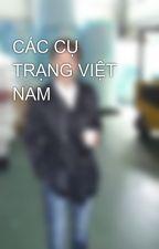 CÁC CỤ TRẠNG VIỆT NAM by leminhgiang