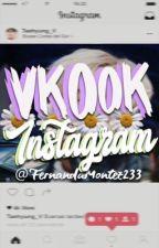 Vkook Instagram by FernandaJeon233