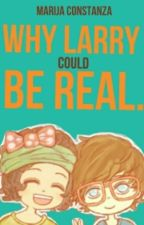 why larry could be real ✔ by durchwaerts