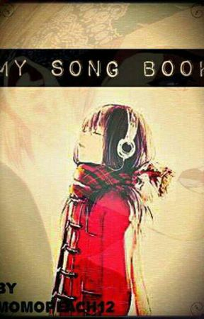 My Song Book by momopeach12