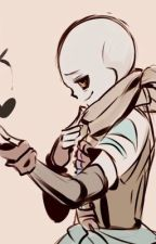 .. The new au .. Sans AU x female AU reader  by sanstrash4life