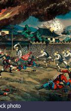 The Boxer Rebellion by TakisAngel