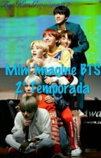 ❤ Mini Imagines BTS 1°e 2°Temporada❤ by KimGeh97