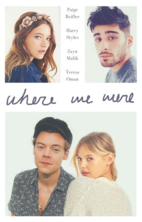 where we were || h.s by TaurusLovesYou