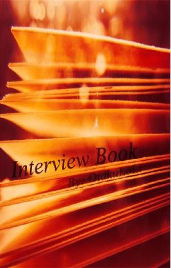 Interview Book