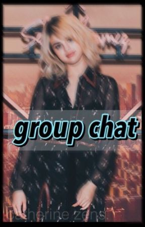 Celebrity Group Chat  by harrysbello