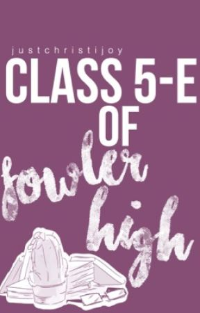 Class 5-E of Fowler High by justchristijoy