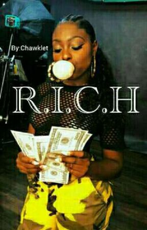 R.I.C.H (J.P) by Chawklet